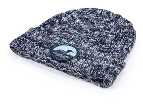 Pukka cable knit beenie