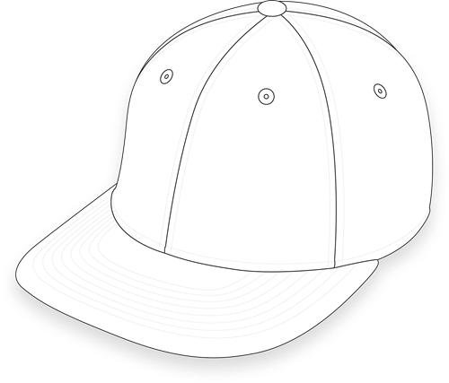 02a19a3db Hats 101, What Makes Up A Hat | Pukka Inc.