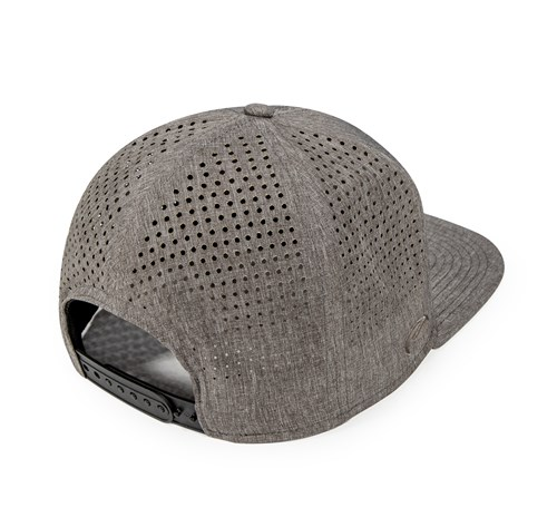 Pukka hat with perforated pattern side and back panels