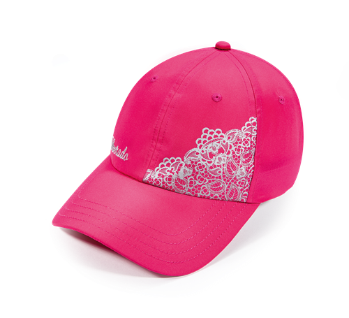 Pukka hat with single panel screen print