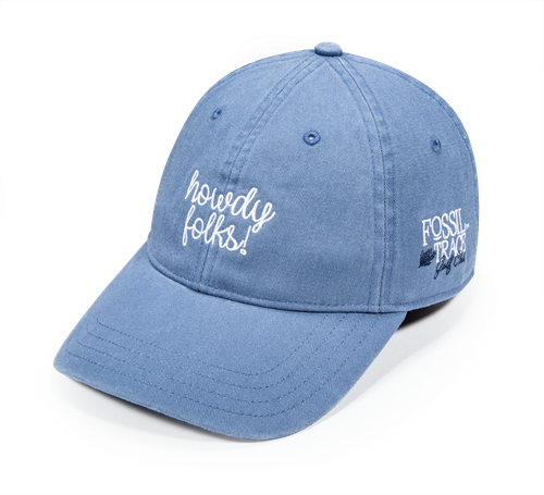 Pukka hat with heavy wash